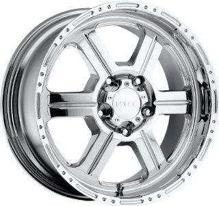 V Tec Off Road 17 Chrome Wheel / Rim 6x135 with a 0mm Offset and a 87.1 Hub Bore. Partnumber 326 7836C0 Automotive