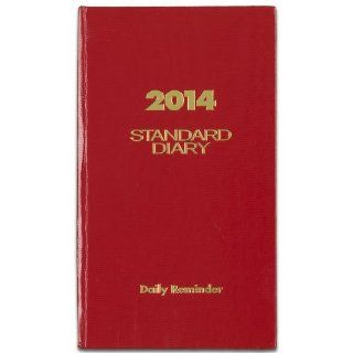 AT A GLANCE 2014 Standard Diary Daily Reminder, 3 x 5.13 x .5 Inches (SD366 13)  Appointment Books And Planners