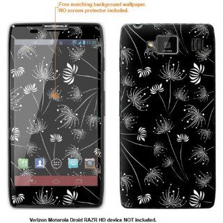 Decalrus Protective Decal Skin Sticker for Motorola DROID RAZR HD & RAZR MAXX HD (IMPORTANT to get correct skin for your device view IDENTIFY image) case cover RazrHD 372 Cell Phones & Accessories