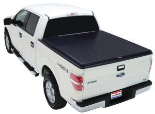 TruXedo 258601 TruXport Soft Roll Up Dual Latch Tonneau Cover Automotive