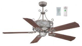 "Ellington Fans ELF E DER54AN5CR Del Rey 54"" Ceiling Fan"