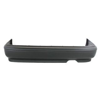 CarPartsDepot 352 201180 20, Rear Bumper Cover Assembly New Replacement Automotive