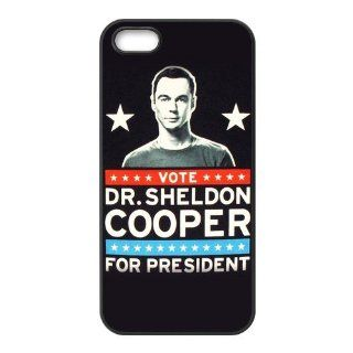 Personalized The Big Bang Theory Hard Case for Apple iphone 5/5s case AA1981 Cell Phones & Accessories