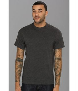Hurley Staple Premium S/S Crew Mens Short Sleeve Pullover (Black)