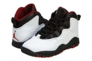 Nike Jordan 10 Retro (PS) Pre School Kids Basketball Shoes 310807 103 Shoes