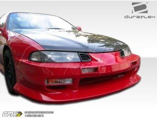 1992 1996 Honda Prelude Duraflex Ballistic Body Kit   4 Piece   Includes Ballistic Front Bumper Cover (101158) Ballistic Rear Bumper Cover (101159) Ballistic Side Skirts Rocker Panels (101160) Automotive