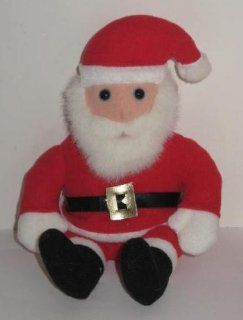 "Santa Claus ""Kris Kringle"" Special Effects 24K Beanie Boppers Stuffed Plush Christmas Toy 8""  Other Products"