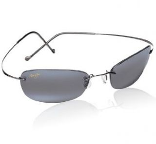 Maui Jim Wailea sunglasses NEW 503 02 Gunmetal/Neutral Grey Clothing