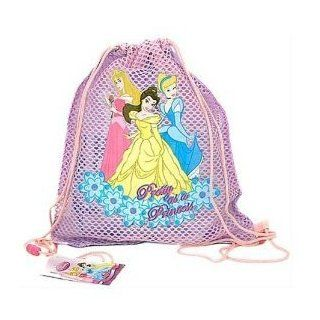 (10 COUNT) DISNEY PRINCESS SLING BAG TOTE   PARTY FAVORS