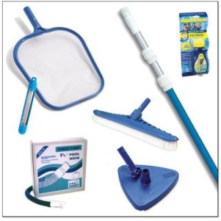 Swim Time Large Maintenance Kit for Above Ground Pools NA394