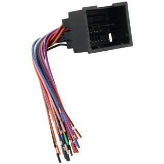 Scosche Radio Wiring Harness for 2010 Camaro Harness  Automotive Radio Accessories