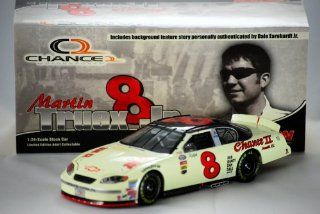 2004   Action   NASCAR   Martin Truex Jr #8   Chance 2 / Ralph Earnhardt   Chevy Monte Carlo Club Car   1 of 444   OOP   Limited EDition   New Toys & Games
