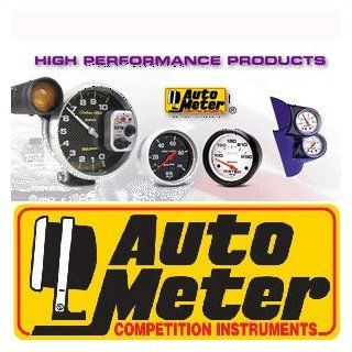 Auto Meter Designer Black Series Analog Gauge Kits Gauge Kit, Analog, Designer Black, Speedometer, Water Temperature, Fuel Level, Voltmeter, Oil Pressure, Kit Automotive
