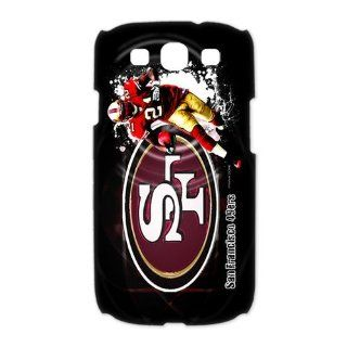 WY Supplier Phone accessories Samsung Galaxy S3 I9300 3D Case NFL San Francisco 49ers logo WY Supplier 148080  Sports Fan Cell Phone Accessories  Sports & Outdoors