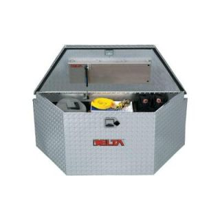 33 in. Aluminum Trailer Tongue Boxes 405000D