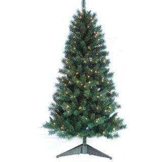 6 ft. x 36 in.   Timberline Pine   465 Classic PVC Tips   200 Clear Mini Lights   Artificial Christmas Tree   Barcana