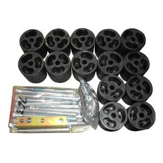 "Performance  Accessories  763  3"" Body Lift Kit  Ford  F150,  250,  350  Including  Crew  Cab  87 91 Automotive"