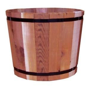 Western Red Cedar Large Barrel LB17841