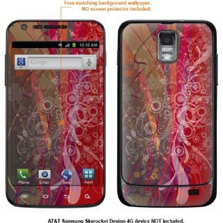 Protective Decal Skin Sticker for Samsung Galaxy S II Skyrocket (AT&T Model) case cover Skyrocket 469 Cell Phones & Accessories