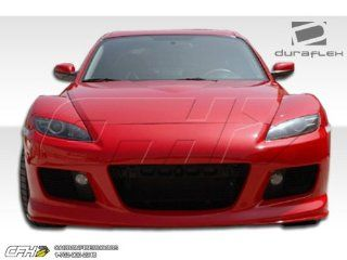 2004 2008 Mazda RX 8 Polyurethane M 1 Speed Front Bumper Cover   1 Piece Automotive