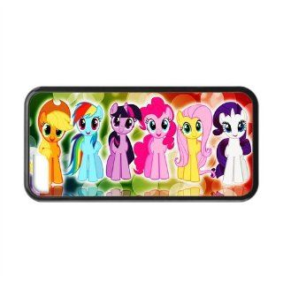 Vcapk Cartoon My Little Pony Friendship Is Magic iphone 5c TPU Phone Case TPU(Laser Technologyfell the back Shadeshape)SideSilicon BackTPU Cell Phones & Accessories