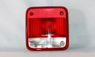 85 96 CHEVY CHEVROLET/GMC VAN (Early Design) TAIL LIGHT SET Automotive