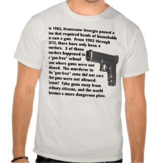 Guns For Citizens Tees