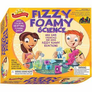 Poof Slinky Scientific Explorers Fizzy Foamy Science Kit Crafts