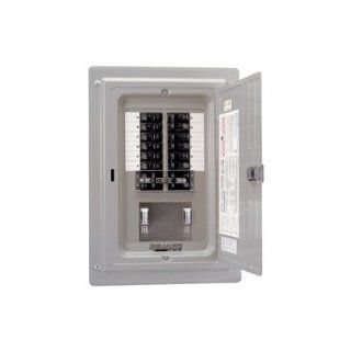 Reliance Pre Wired Transfer Panel   15,000 Watt, 12 Circuit, Model# TRC1006CP9
