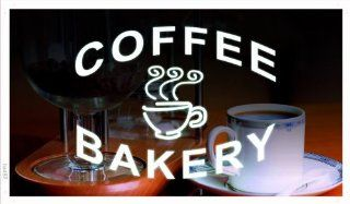 ADV PRO ba497 Coffee Bakery Shop Cake Cafe Banner Shop Sign   Prints