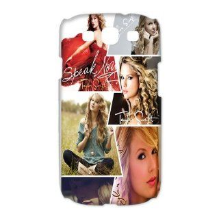 Customize Your Phone Cover Cases Pretty Taylor Swift Printed for Samsung Galaxy S3 I9300 EWP Cover 485 Cell Phones & Accessories