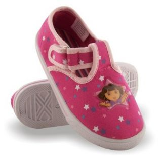 Dora the Explorer Toddler Girls Canvas Shoes   Pink Size 7 Sandals Shoes