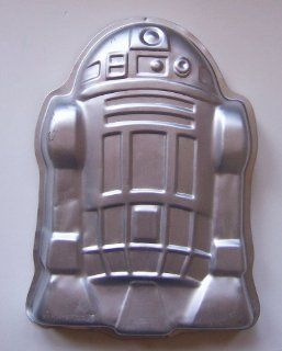Wilton Star Wars R2D2 Cake Pan #502 1425 Kitchen & Dining