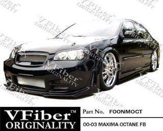 2000 2003 Nissan Maxima 4dr Body Kit Octane Front Bumper Automotive