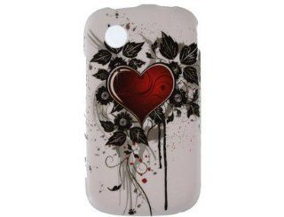 Reinforced Plastic Design Phone Protector Cover Case Sacred Heart For ZTE Avail Cell Phones & Accessories