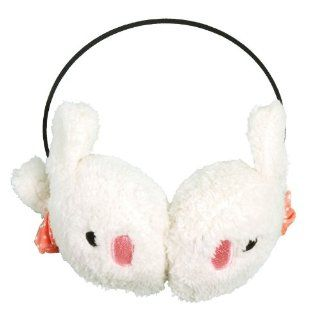 Winter Cute Rabbit Earmuff Ear Muff Warmer Sports & Outdoors