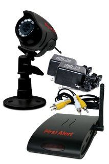 First Alert 531 Wireless Color Security Camera and Receiver