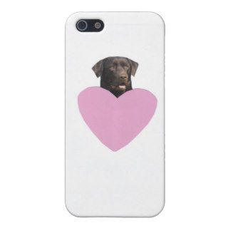 Labrador Retriever Happy Valentine's Day Covers For iPhone 5