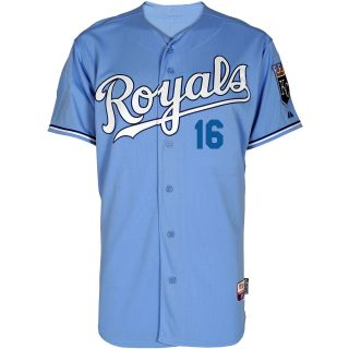 Majestic Athletic Kansas City Royals Billy Butler Authentic Alternate Cool Base