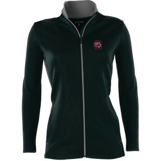 Antigua South Carolina Gamecocks Womens Leader Full Zip Jacket   Size Large,