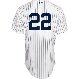 Majestic Athletic New York Yankees Jacoby Ellsbury Authentic Home Jersey   Size