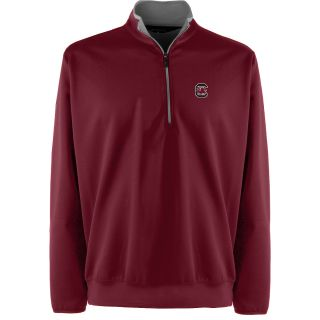 Antigua Mens South Carolina Gamecocks Leader Pullover   Size XL/Extra Large,