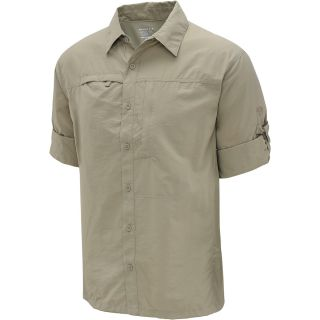 MOUNTAIN HARDWEAR Mens Canyon Long Sleeve Shirt   Size 2xl, Khaki