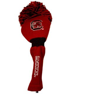 Team Golf University of South Carolina Gamecocks Pom Pom Knit Head Covers