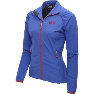 MOUNTAIN HARDWEAR Womens Chocklite Full Zip Jacket   Size XS/Extra Small,
