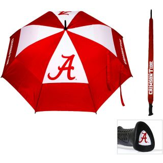 Team Golf University of Alabama Crimson Tide Double Canopy Golf Umbrella