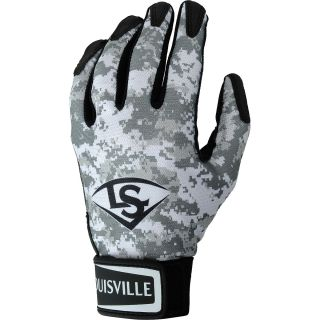LOUISVILLE SLUGGER Genesis 1884 Youth Baseball Batting Gloves   Size Medium,