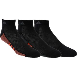 adidas Mens ClimaCool Superlite Low Cut Socks   3 Pack   Size Large,