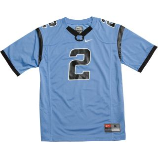 NIKE Youth North Carolina Tar Heels Game Replica Football Jersey   Size Medium,