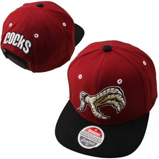 Zephyr South Carolina Gamecocks Refresh 32/5/619 Adjustable Hat (SCARFS0010)